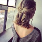 Cute but easy hairstyles for short hair