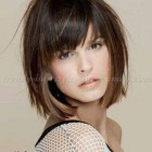 Cuts with bangs