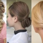 Different types of simple hairstyles