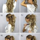Easy cute hair styles
