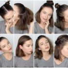 Easy hair designs for short hair