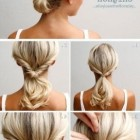 Easy work hairstyles for long hair