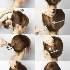 Hair put up styles for short hair
