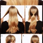 Hair style simple easy