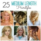 Hairdos for medium short hair