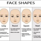 Hairstyles which suits round face