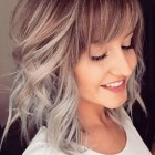 Ladies hairstyles with fringe