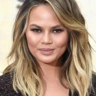 Latest long hairstyles for round faces