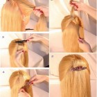 New and easy hair style