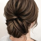 Pictures of updos for short hair