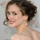 Pinned back hairstyles for short hair