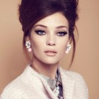 Retro formal hairstyles
