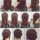 Very easy hairstyles for short hair