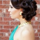 Vintage updo hairstyles for long hair