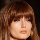Women hair bangs