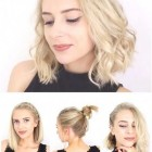Work hairstyles for short hair