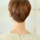 Back pixie cut