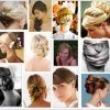 Bridal party hairdos