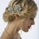 Different hairstyles for a wedding