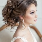 Elegant hairstyles for brides