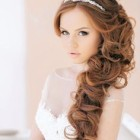 Fashion wedding hairstyles