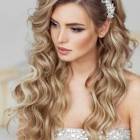 Hair styles for the bride