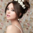 Hairstyle wedding party