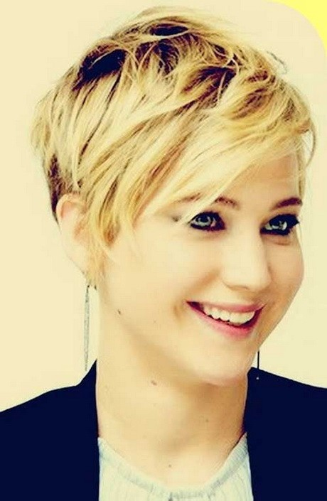 Hairstyles for a pixie cut