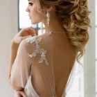 Hairstyles for long hair for brides