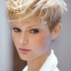 Long on top pixie cut