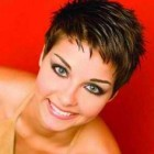 Pixie short cut