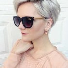 Pixie style cuts