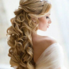 Unique hairstyles for weddings