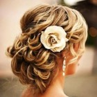 Wedding hair due