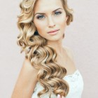Wedding hairdos long hair