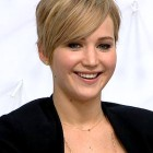 Why did jennifer lawrence cut her hair
