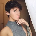 Womens pixie haircut