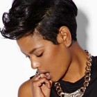 Beautiful black short hairstyles