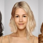 Images of different hairstyles