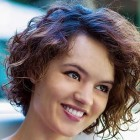 Ladies short curly hairstyles