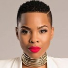 Latest short hairstyles for african ladies