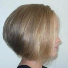 Layered bob for fine thin hair
