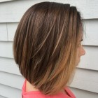 Layered hair for thin hair
