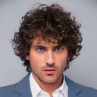 Modern hairstyles for curly hair