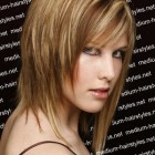 New hair cut style for ladies