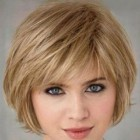 Short bobs for thin hair