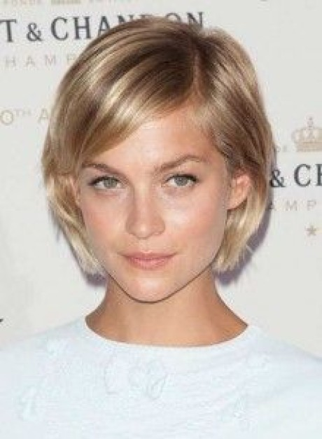 Short haircut styles for thin hair
