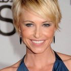 Short hairstyles for ladies with thin hair