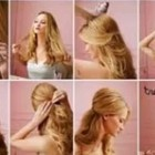 Simple hairstyles for thin hair