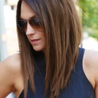 Suitable haircut for thin hair